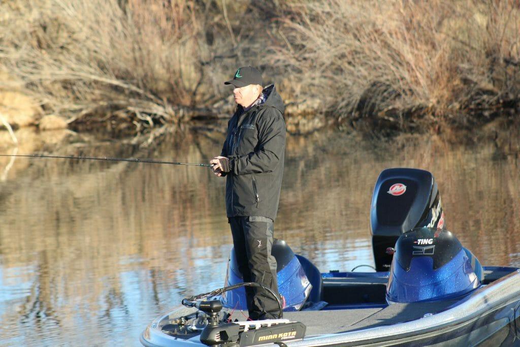 Legion Outdoors Top Water Fishing Jacket