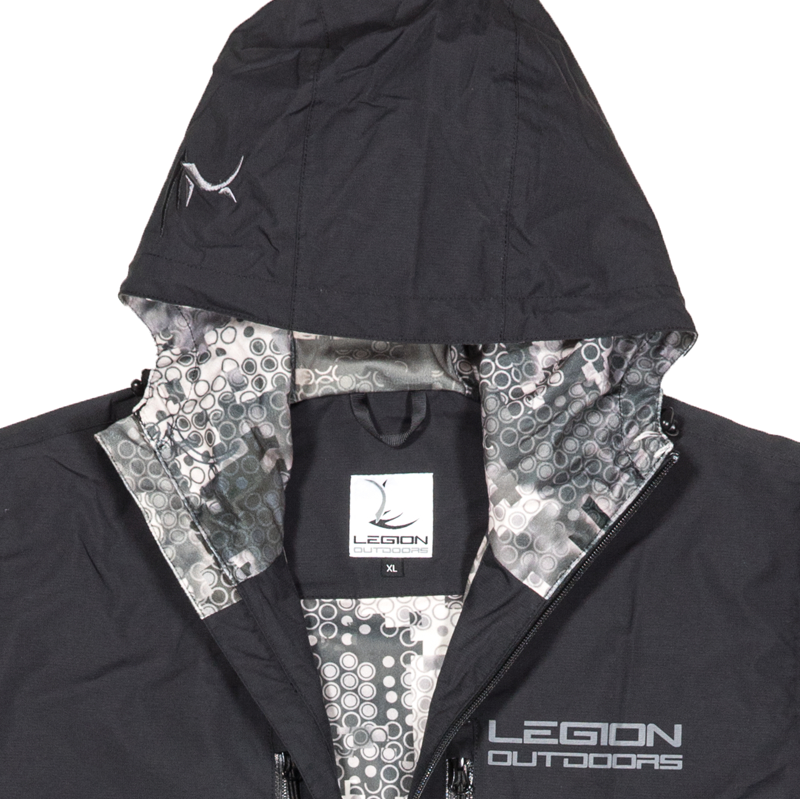 Legion Outdoors Top Water Fishing Jacket